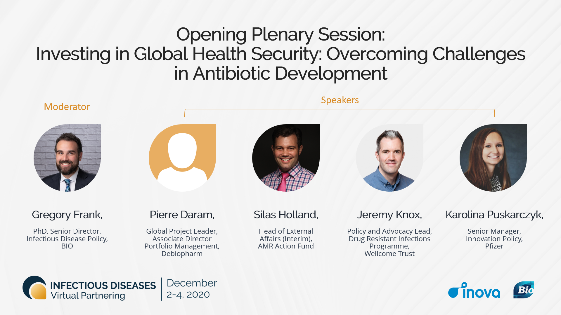 Investing in Global Health Security: Overcoming Challenges in Antibiotic Development